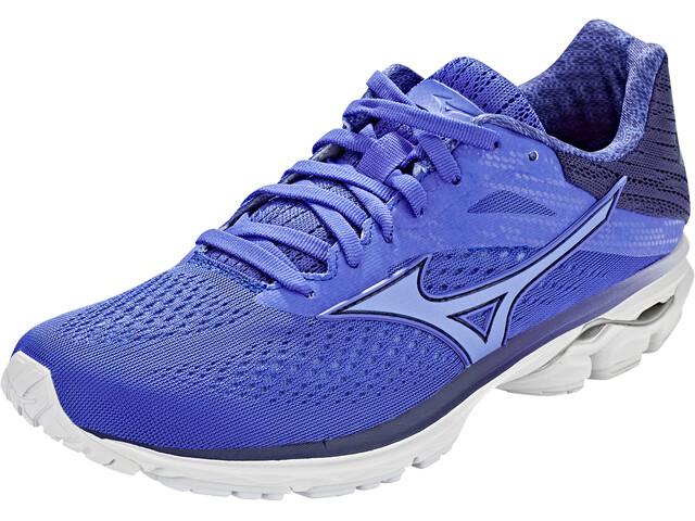 Mizuno Wave Rider 23 Running Shoes Women dazzling blue/ultramarine/medieval blue